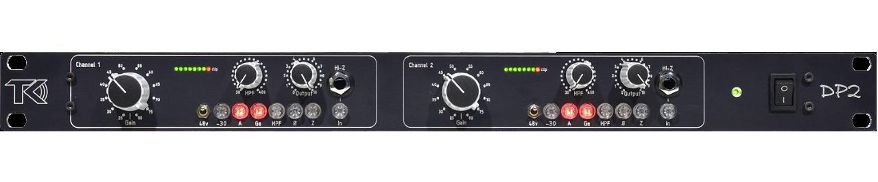 TK Audio DP2 Mic Preamp