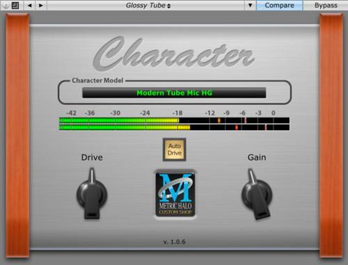 Metric Halo Character - www.AtlasProAudio.com
