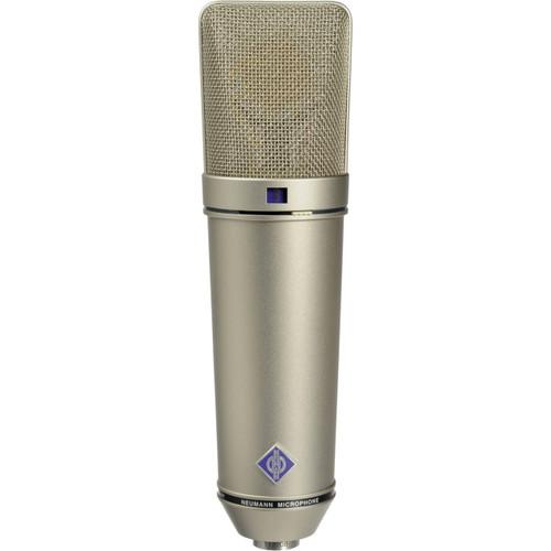 Neumann U87 AI - Nickel - www.AtlasProAudio.com