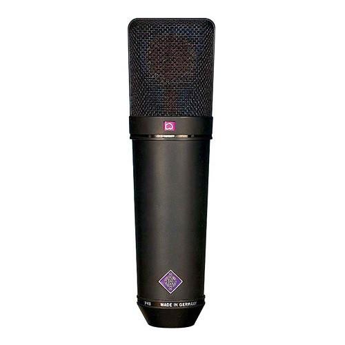 Neumann U87 AI - Black - www.AtlasProAudio.com