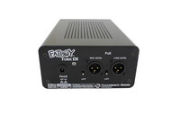 Teegarden Audio Fat Boy Tube DI - rear - www.AtlasProAudio.com