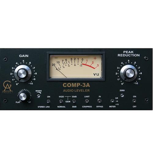Golden Age Project Comp3A - www.AtlasProAudio.com