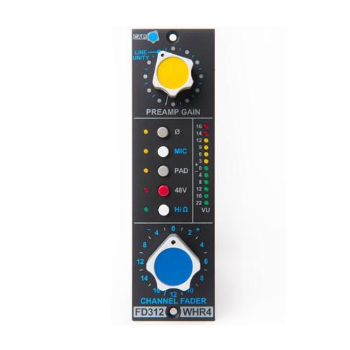 CAPI Heider FD312 - Front - www.AtlasProAudio.com