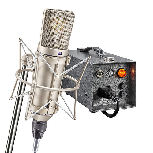 Neumann U67 Collector's Edition Large-diaphragm Condenser Microphone - www.AtlasProAudio.com