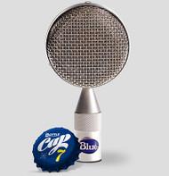 Blue Bottle Cap B7 - Close - www.AtlasProAudio.com