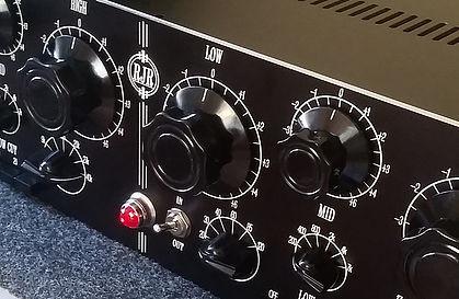 RJR Bax Mastering EQ - Black - AtlasProAudio.com