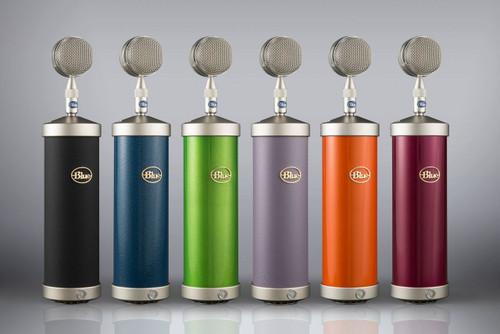 NEW Blue Custom Shop - Color Choices - www.AtlasProAudio.com