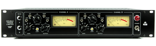 IGS Audio Double Triode Limiter with Mic Preamp