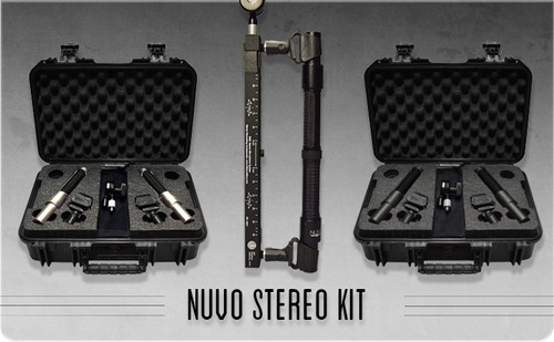 Shows the N22 and N8 Stereo Kits