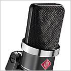 Neumann  TLM102BK - Black Finish - www.AtlasProAudio.com