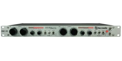 Buzz DBC-20 - Diode Bridge Compressor - www.AtlasProAudio.com