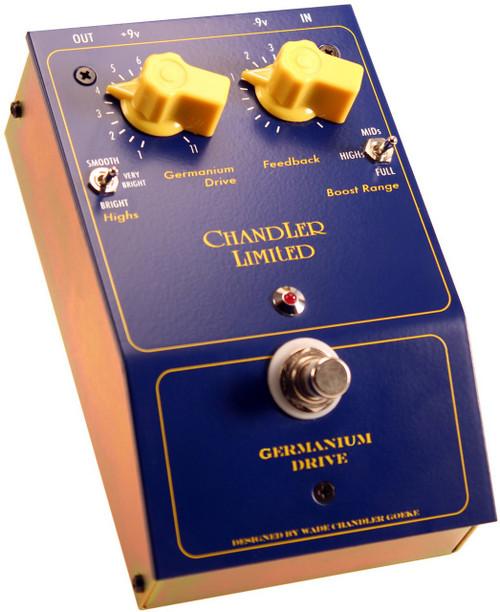 Chandler Limited Germanium Drive Guitar Pedal - main