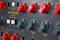 Chandler Limited Curve Bender Stereo EQ - knobs