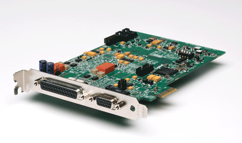 Lynx E22 PCI Express Card 2-channel PCIe Audio Interface, 192kHz Sample Rate