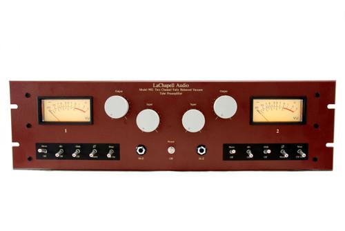 LaChapell Audio 992EG Tube Mic Pre - front