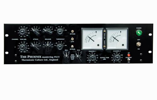 Phoenix Mastering Plus - front - www.AtlasProAudio.com