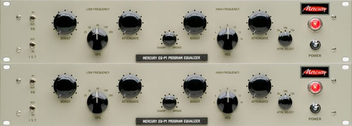 Mercury EQ-P1 MkIII Pair