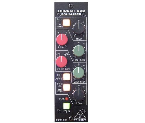 Trident 80B 500 Series EQ