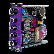 Purple Audio Action 500 Series Compressor - angle - Atlas Pro Audio