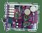 Purple Audio Cans II - inside view - Atlas Pro Audio