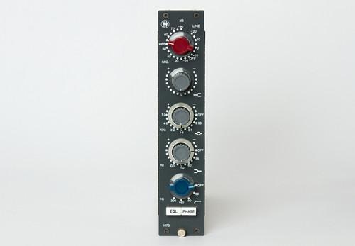 Heritage Audio 1073 - front - Atlas Pro Audio