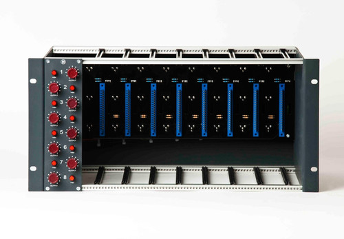 Heritage Audio Frame 8 - Sold as Rack Only, Modules sold separately - AtlasProAudio,com