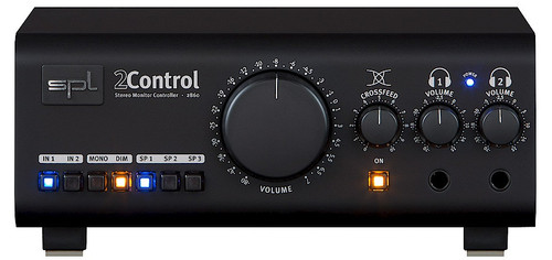 SPL 2Control - Front - AtlasProAudio.com