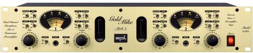 SPL Gold Mike Mk 2 AD - Front - AtlasProAudio.com