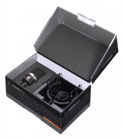 Neumann TLM102 Studio Set (black) - AtlasProAudio.com