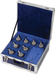 Blue Bottle Cap Kit - www.AtlasProAudio.com