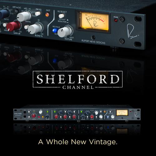 New  Shelford Channel - www.AtlasProAudio.com