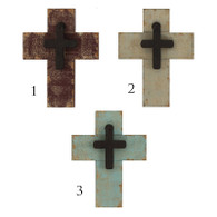 DISTRESSED CROSSES