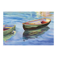 REFERENCE NO. TR29592-PCN TITLE Adrift Double ARTIST Kay Carlson  MEDIUM Giclee On Paper