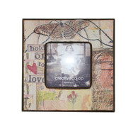 Hold On To Love Photo Frame