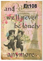 and we'll never be lonely anymore