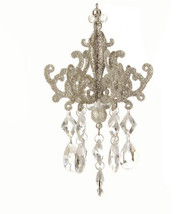 "13"" CHANDELIER ORNAMENT"