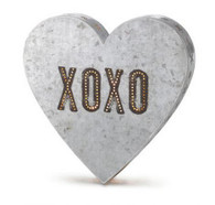 XOXO Metal Wall Art