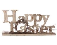 """18"""" """"HAPPY EASTER"""" SIGN"""