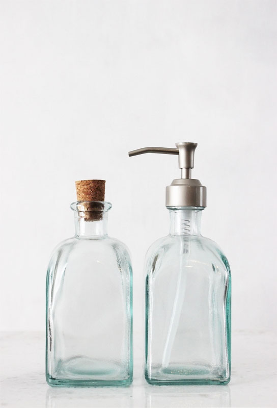 How To Update Your Bath With Glass Soap Dispensers