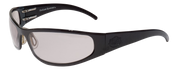 OutLaw Eyewear Cooler Black Aluminum frame with Extra Dark Transition lenses