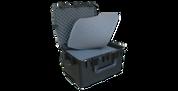 iSeries 3i-2317-14B-C Waterproof Utility Case, Foam Filled