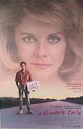 A TIGER'S TALE original issue rolled 1-sheet movie poster