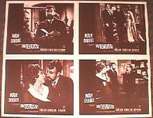 MR. TOPAZE original issue 11x14 original issue lobby card set