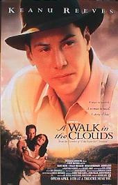 A WALK IN THE CLOUDS original issue rolled double sided 1-sheet movie poster