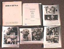 BORN IN EAST L.A. original issue movie presskit