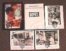 BOPHA original issue movie presskit