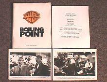 BOILING POINT original issue movie presskit