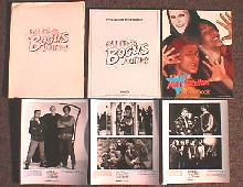 BILL & TED'S BOGUS JOURNEY original issue movie presskit