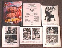 BIO-DOME original issue movie presskit