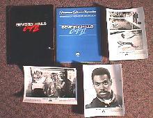BEVERLY HILLS COP II original issue movie presskit